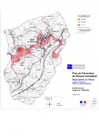 Carte PPRI Origny