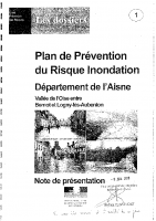 Présentation PPRI Origny