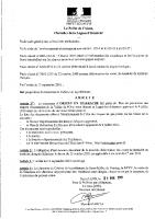 Arrêté PPRI Origny