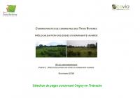 Prélocalisation des Zones humides